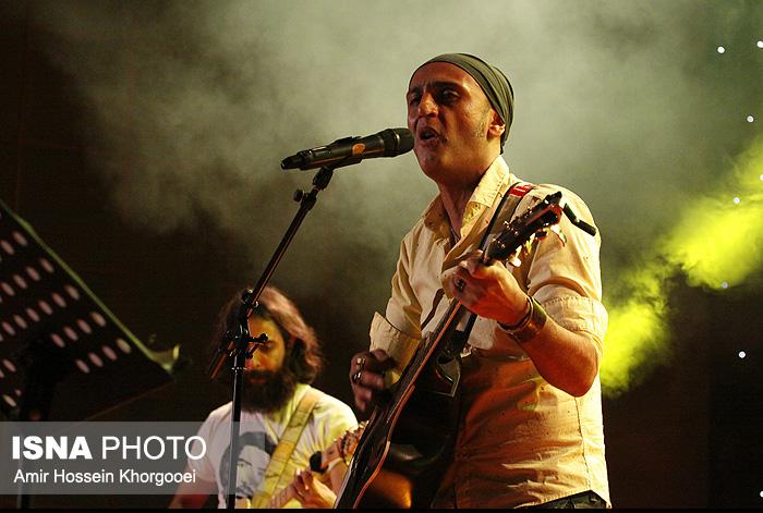 عکس : کنسرت خیریه آلترناتیو در بندرعباس