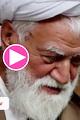 نشست مطبوعاتی آیت الله نعیم آبادی با خبرنگاران استان هرمزگان