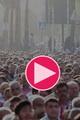 شکوه برگزاری نماز عید سعید فطر در بندرعباس+فیلم