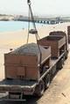 دومین محموله کیلنکر از قشم به امارات صادر میشود