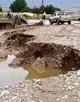 خسارت ۱۰۰ میلیون تومانی بارندگی در شهرگوهران بشاگرد
