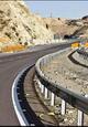بزرگراه کهنوج ـ بندرعباس مسدود شد