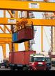 افزایش ۱۱ درصدی حجم صادرات در بزرگترین بندر ایران