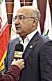فیلم:آیین تجلیل شورای شهر بندرعباس از خبرنگاران