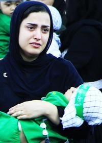 گزارش تصویری : همایش شیرخوارگان حسینی در گلزارشهدای بندرعباس