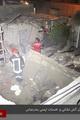 تخریب دو منزل در اثر انفجار