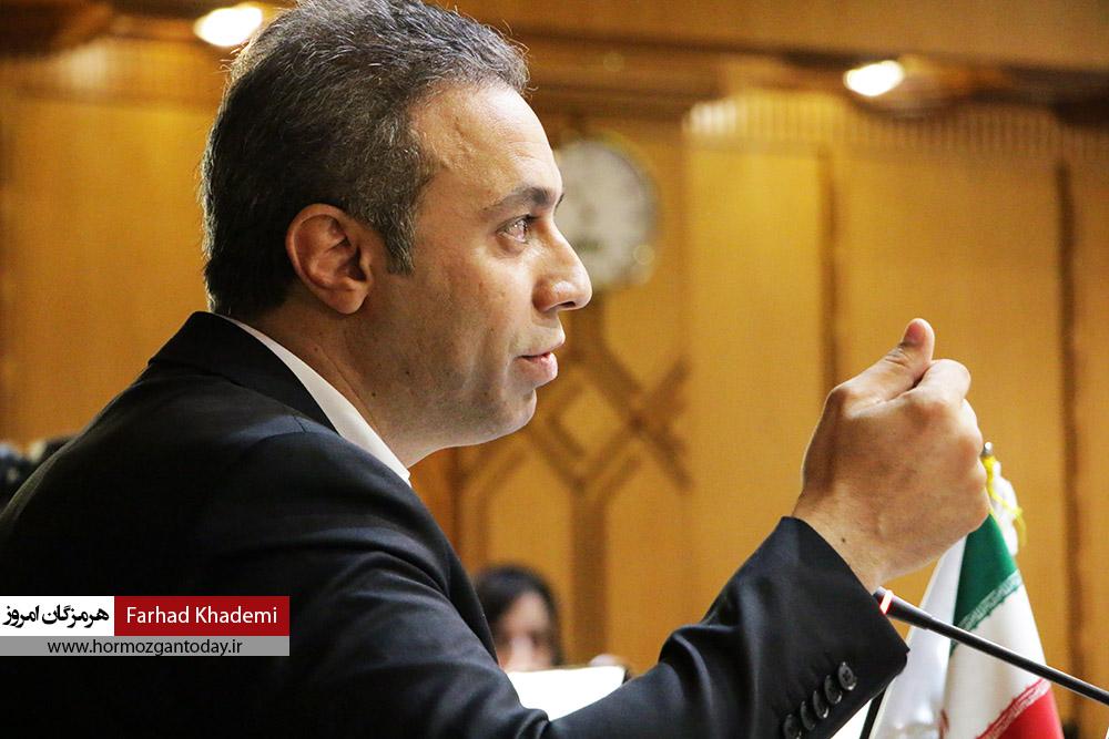 گزارش تصویری : نشست مدیرعامل آبفا استان هرمزگان با خبرنگاران