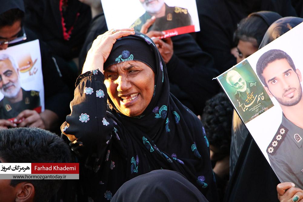 گزارش تصویری : اجتماع بزرگ سلیمانی های هرمزگان در بندرعباس
