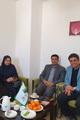 دیدار مدیرروابط عمومی منطقه ویژه با موسس ومدیر عامل بنیاد رویش