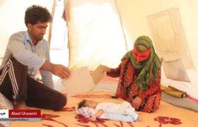 زندگی بدون برق ۴ ماهه مردم زاج و داربست بشاگرد!/این مردم فراموش شده اند؟