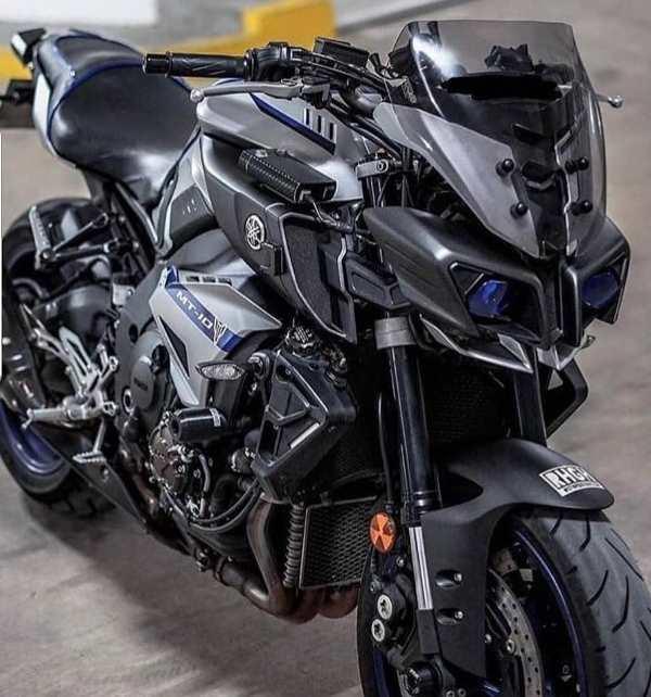 توقیف موتورسیکلت قاچاق در هرمزگان
