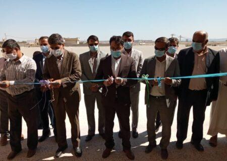 افتتاح مدرسه ۶ کلاسه روستای رمچاه قشم با اعتباری بالغ بر ۱۰ میلیارد ریال