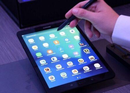 ۱۱ دستگاه تبلت به دانش آموزان ابتدایی شهرستان بستک هرمزگان اهدا شد