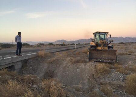 شناسایی راننده متخلف زیست محیطی در شهرستان بندرلنگه
