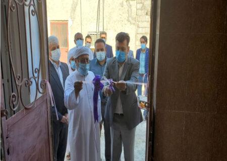افتتاحیه چهل دستگاه واحد مسکونی در روستاهای شهرستان قشم