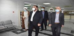 بازدید سرزده رییس کل دادگستری استان هرمزگان از مجتمع قضایی شهید بهشتی بندرعباس