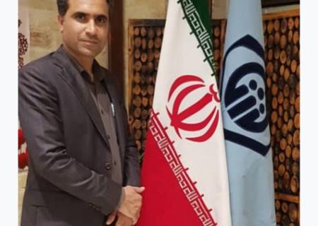 انتصاب سرپرست معاونت تعهدات بیمه ای اداره کل استان هرمزگان