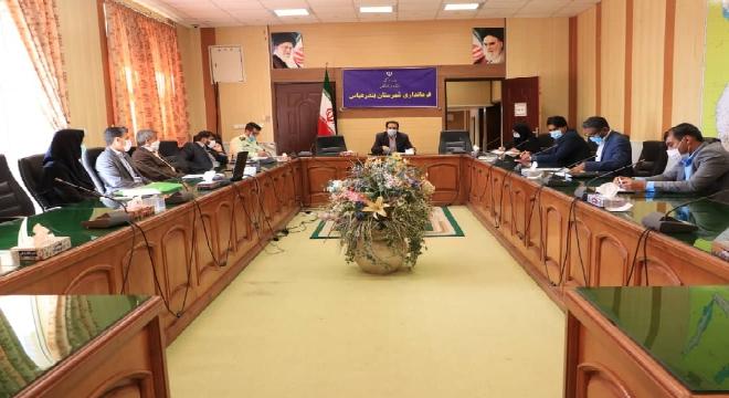 پیگیری و رفع نواقص و آماده سازی پروژه های حوزه اقتصادی جهت افتتاح و بهره برداری در دهه مبارک فجر.