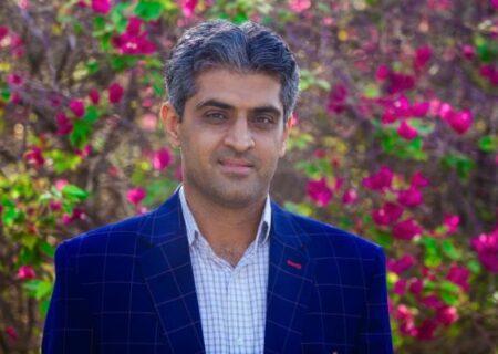 عمار حیدری دبیرشورای فرهنگی شرکت های آب و فاضلاب منطقه پنج کشور شد