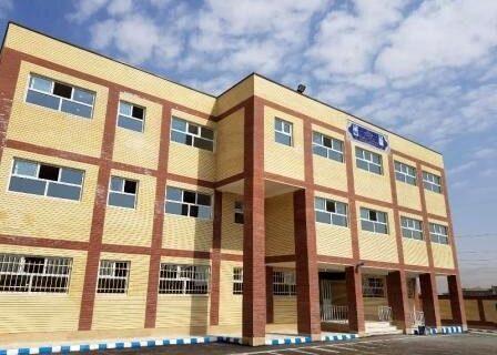 مدرسه ۱۲ کلاسه فاطمه الزهرا درگهان قشم به بهره برداری رسید