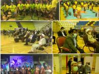 آئین گلریزان جامعه ورزش و جوانان استان هرمزگان درجهت کمک به آزادسازی زندانیان جرائم غیر عمدبرگزارشد