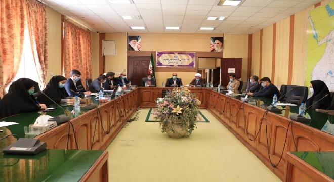 جلسه انجمن کتابخانه های عمومی شهرستان بندرعباس برگزار شد